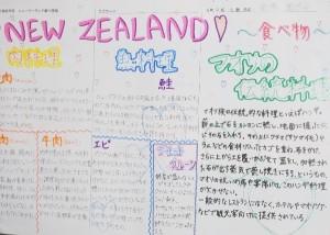 NZの食べ物についてのまとめ