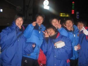 韓国の生徒と仲良くなりました