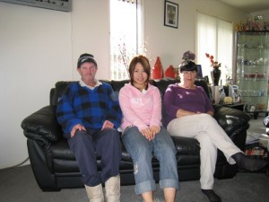 ハミルトンの家族