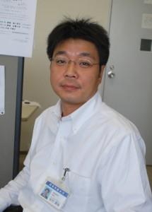 ▲「英検まつり」を担当している教務部長の松村先生(写真)によると、「どのクラスも前回より勢いが良くなっているので、実際の試験結果が今から楽しみ」とのことです。