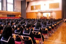 平成22年度 入学式