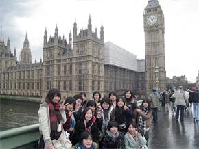 英国修学旅行