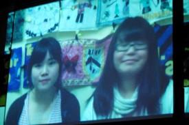 現在ニュージーランドに留学中の高校2年生によるビデオメッセージ