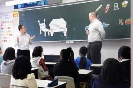 英語の体験授業