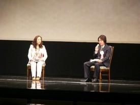 木山さんと杉浦さんとのトーク
