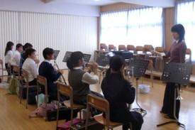 トランペットパート 安藤 真美子先生