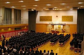 平成24年度入学式