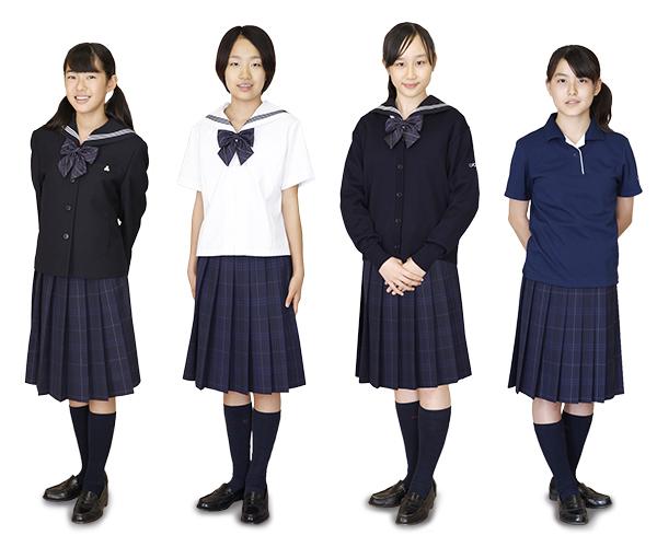 中学制服 オプション