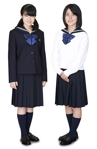 中学制服 標準