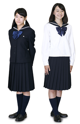 高校制服 標準