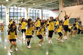 ダンス練習