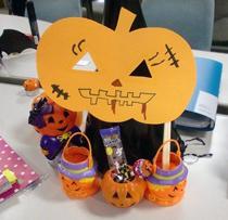 Halloweenお菓子