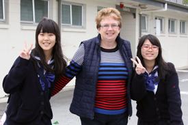 中3ニュージーランド修学旅行