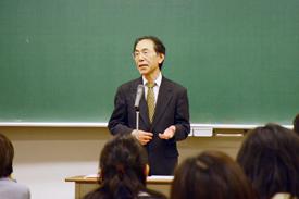 安田理先生