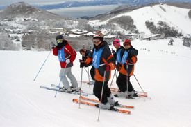 スキーテスト
