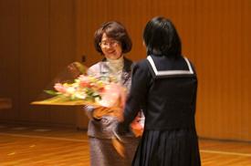 JICE理事長山野幸子さん