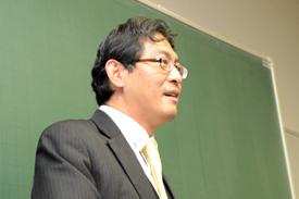 吉村潤先生