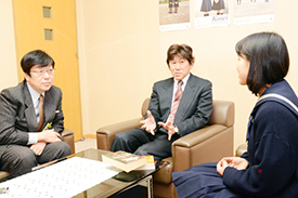 英検インタビュー
