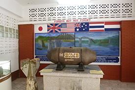 JEATH戦争博物館 内部