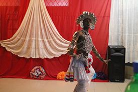 スリランカの伝統の踊り