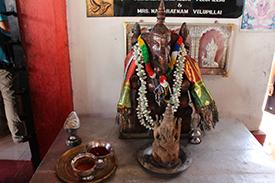 ヒンドゥー教の神像