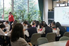 高校の留学英語授業体験