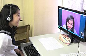 Skype授業