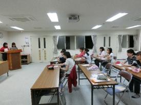 国際文化授業の発表
