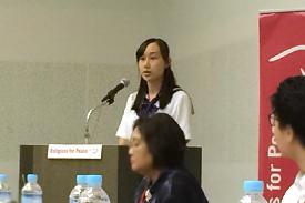 WCRPスピーチ