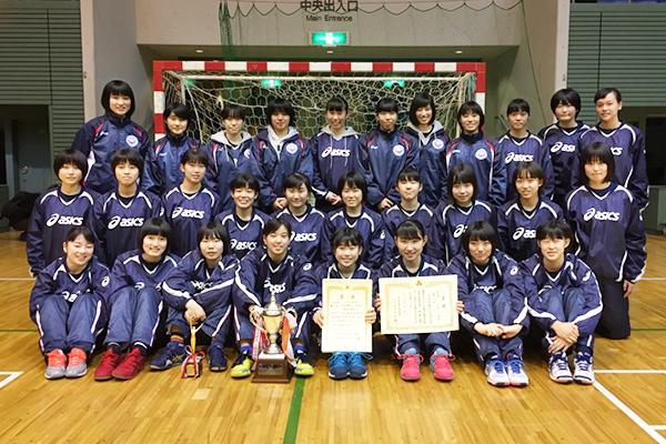 平成28年度 東京都ハンドボール秋季大会兼全国高校ハンドボール選抜大会都予選