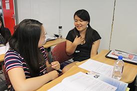 TOEFL iBTの4技能レッスン