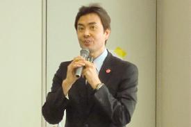 佐々木欣也先生