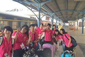 中国青少年国際交流サマーキャンプ
