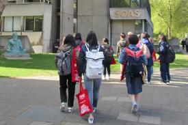 ロンドン大学SOAS校