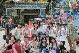 ミャンマー入国