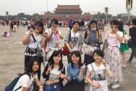 中国国際青少年交流サマーキャンプ