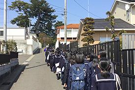 多賀城市末の松山