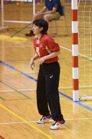 全国高体連ハンドボール選抜チーム日本代表選手