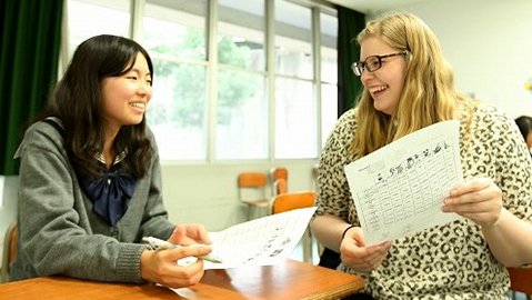 Students acquire English skills in an enjoyable way and expand their future options