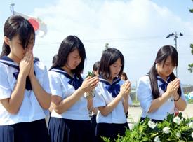 閖山中学校