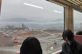 震災学習列車