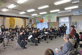 釜石教会演奏会