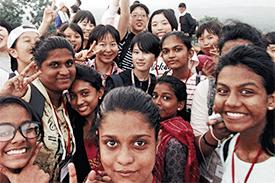 スリランカ青少年交流プログラム