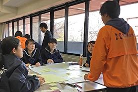 東北福祉大学 防災教育ワークショップ